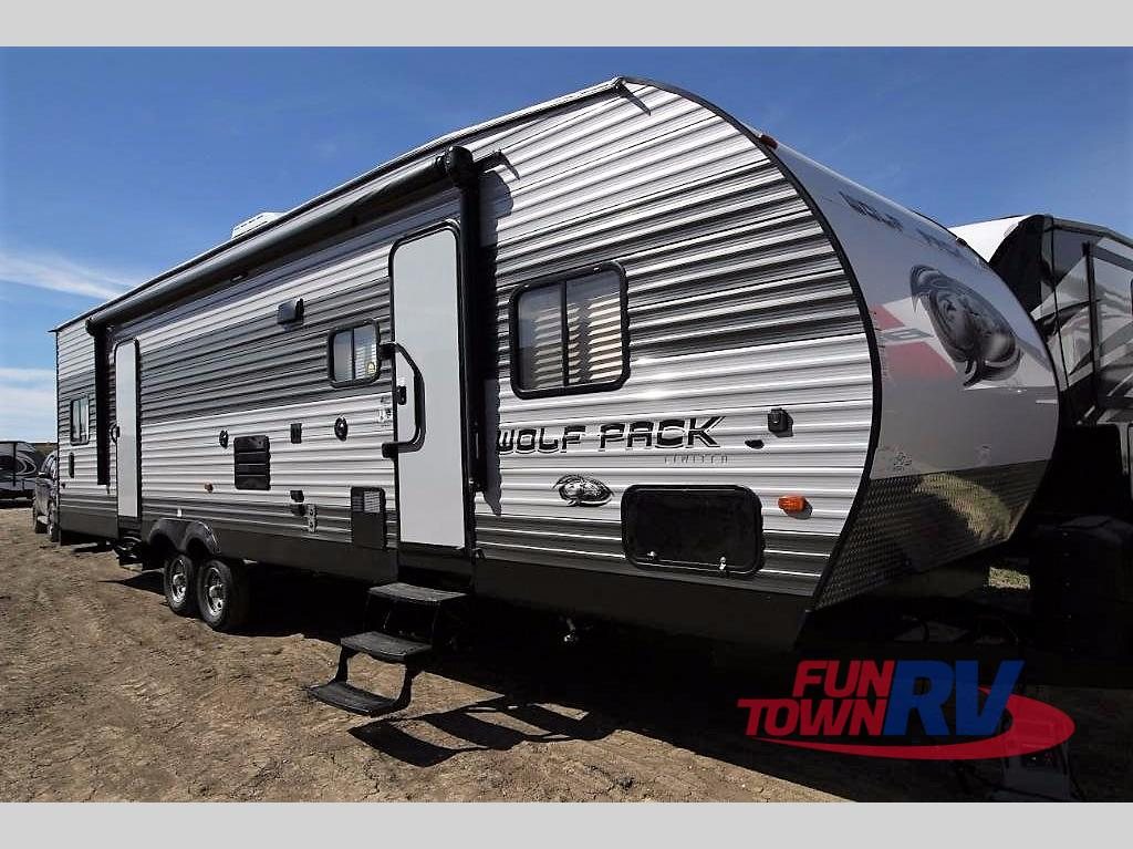 New 2018 Forest River Rv Cherokee Wolf Pack 25pack12 Toy
