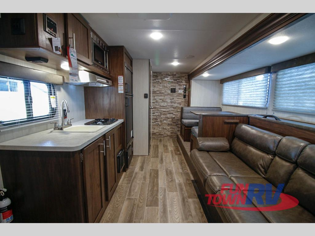 New 2019 Forest River Rv Cherokee Wolf Pup 18to Travel