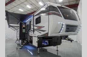 New 2021 Forest River RV XLR Nitro 35DK5 Photo