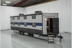 New 2021 Forest River RV Cherokee 16FBH Photo