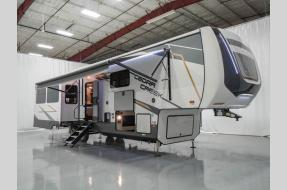 New 2021 Forest River RV Cedar Creek 388DB Photo