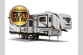 New 2022 Forest River RV Sabre 36BHQ Photo