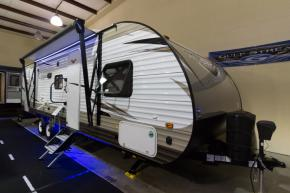 New 2018 Forest River RV Wildwood X-Lite 263BHXL Photo