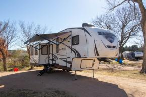 New 2019 Forest River RV Sabre 32DPT Photo