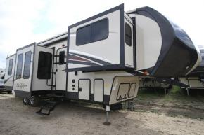 New 2018 Forest River RV Sandpiper 377FLIK Photo