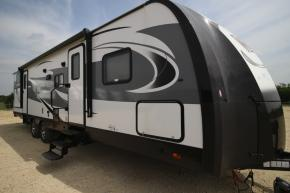 New 2018 Forest River RV Vibe 308BHS Photo