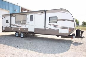 New 2018 Forest River RV Wildwood 27RKSS Photo