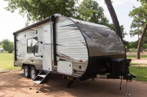 New 2019 Forest River RV Wildwood X-Lite 201BHXL Photo