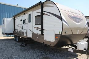 New 2018 Forest River RV Wildwood 31KQBTS Photo