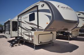 New 2018 Forest River RV Cardinal 3250RL Photo