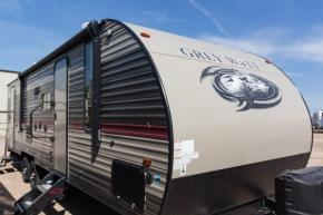 New 2019 Forest River RV Cherokee Grey Wolf 26BH Photo