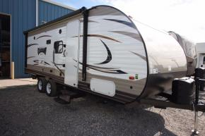 New 2018 Forest River RV Wildwood X-Lite 230BHXL Photo