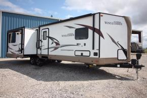 New 2018 Forest River RV Rockwood Wind Jammer 3029W Photo