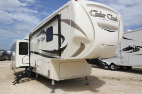 New 2018 Forest River RV Cedar Creek Silverback 33IK Photo