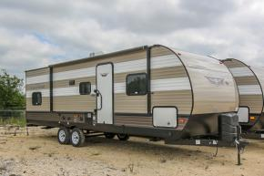 New 2019 Forest River RV Wildwood 26DBLE Photo