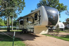 New 2019 Forest River RV Cedar Creek Champagne Edition 38EL Photo