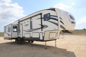 New 2018 Forest River RV Sabre 36BHQ Photo