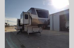 New 2022 Forest River RV Sandpiper Luxury 391FLRB Photo
