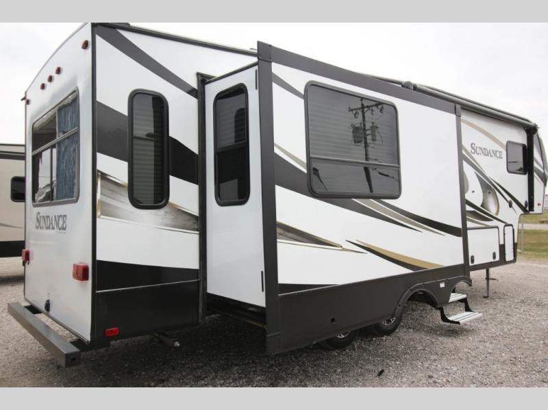 New 2018 Heartland Sundance Xlt 289ts Fifth Wheel At Fun
