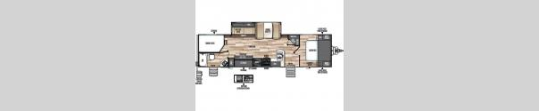 Wildwood Heritage Glen 309BOK Floorplan