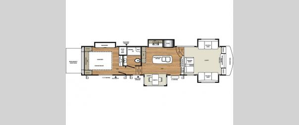 RiverStone 37FLTH Floorplan