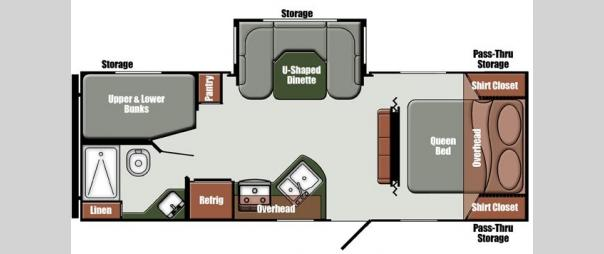 Kingsport Ranch 25BHS Floorplan