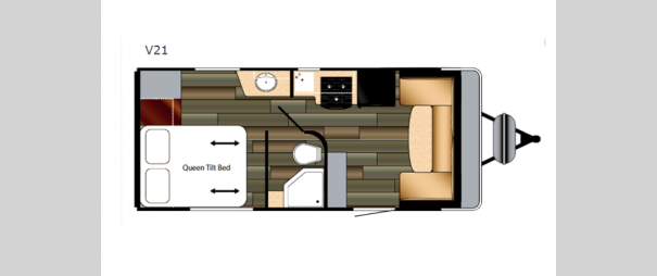 Terry V21 Floorplan