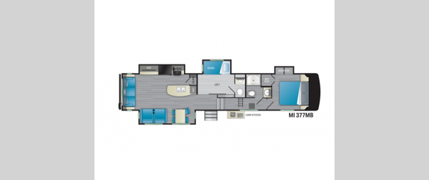 Milestone 377MB Floorplan