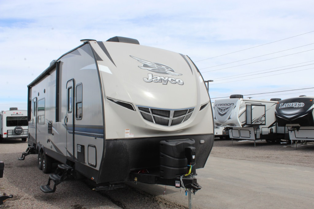 0655e8cc66 New 2018 Jayco Octane T30F Toy Hauler Travel Trailer at Gardner s RV ...