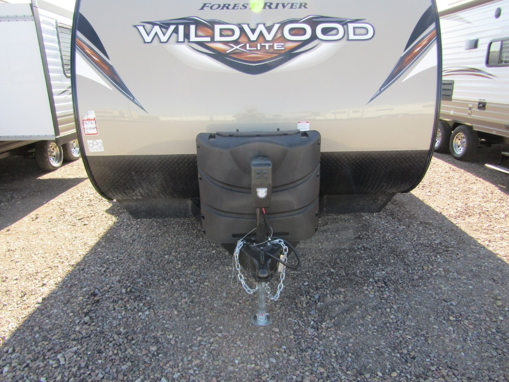 New 2019 Forest River RV Wildwood 233RBXL Travel Trailer at