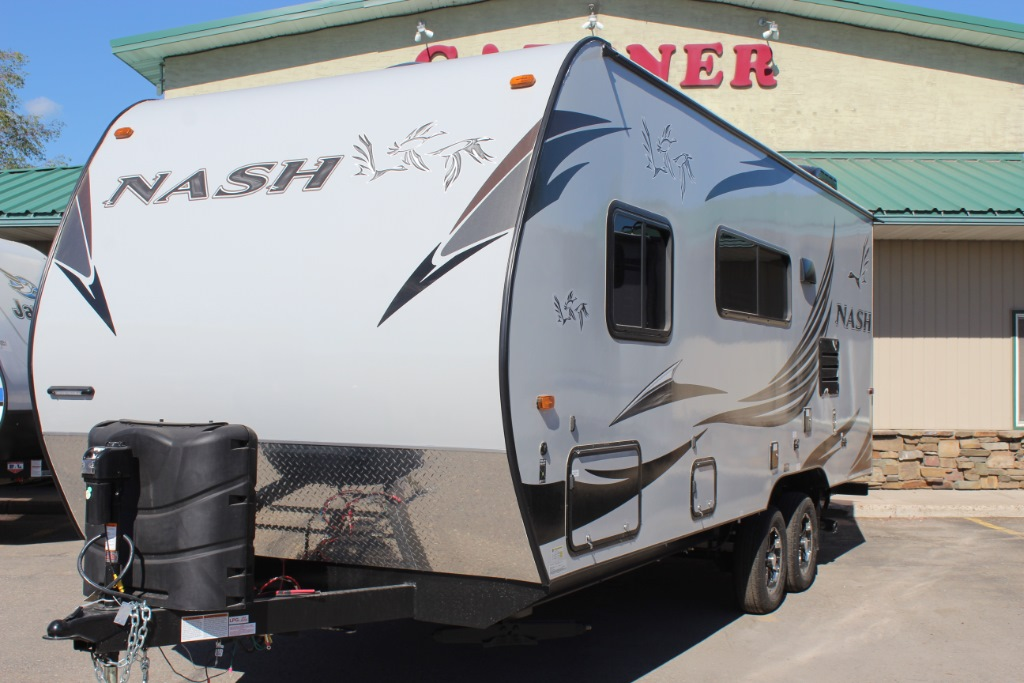 New 2019 Northwood Nash 22H Travel Trailer at Gardner's RV ... Nash Fifth Wheel Wiring Diagram on