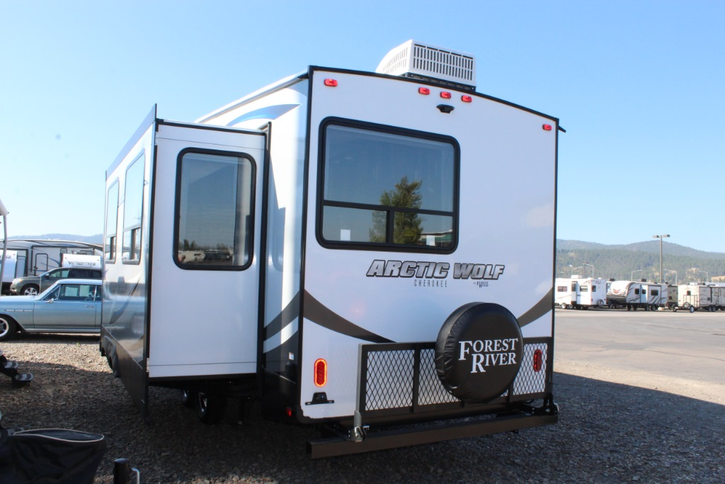 Premise 75 Vs I Maxx Pro: New 2018 Forest River RV Cherokee 255DRL4-75-W Fifth Wheel