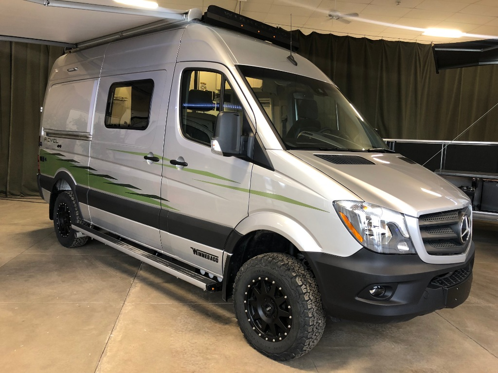 05a7caa907 New 2019 Winnebago Revel BMB44E. 4WD Mercedes Chassis   Diesel   ADVENTURE  RV !! Sold. Previous. Next