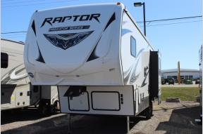 New 2018 Keystone RV Raptor RP3018P Photo
