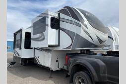 New 2021 Grand Design Solitude 346FLS Photo