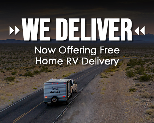 Free RV Delivery