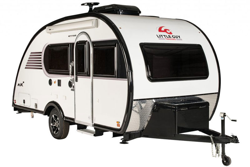 Xtreme Outdoors Little Guy Max Teardrop Trailer