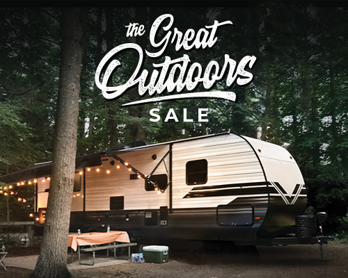 The Great Outdoors Sale