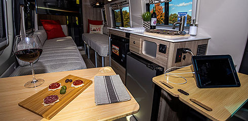 Winnebago Boldt Camper Van Video