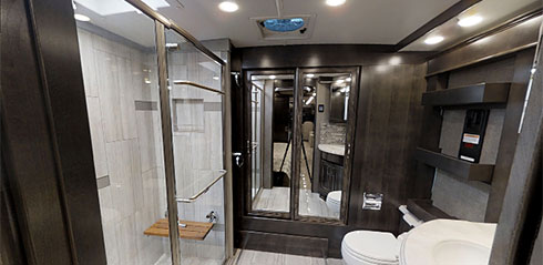 American Coach Dream Virtual Tour