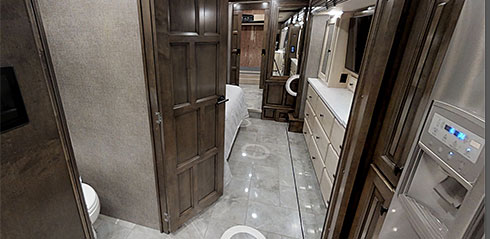 American Coach Revolution Virtual Tour