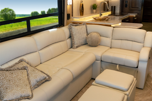 Entegra Aspire sectional