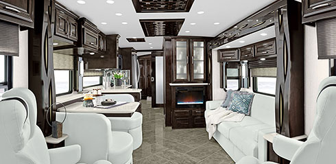 Newmar New Aire Sport Class A Motorhome Image Gallery