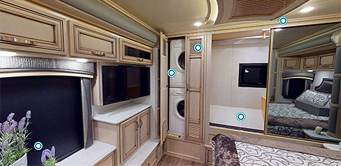 Newmar Kountry Star Sport Class A Motorhome Virtual Tour
