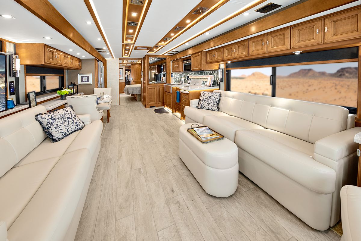 Tiffin Allegro Bus Class A Diesel Luxury Motorhome | General