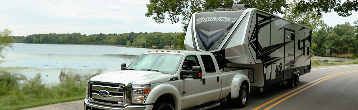 RV Towing Guides