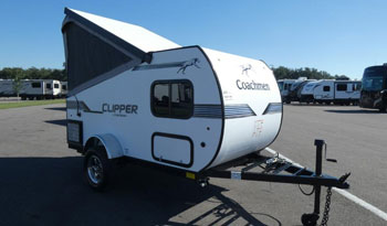Coachmen Clipper 9.0 Express Camping Trailer