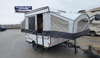 Coachmen Clipper LS 806XLS Camping Trailer
