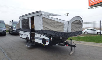 Coachmen Clipper Sport 125ST Camping Trailer