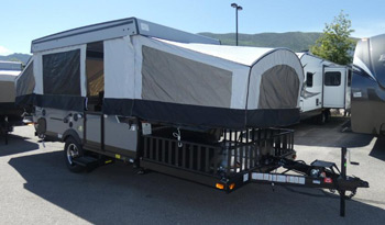 Coachmen Clipper V3 V-Trec Camping Trailer